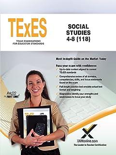 TExES Social Studies 4-8 (118)