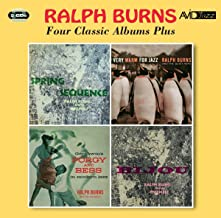 4 Classic Albums Spring Sequence / Very Warm For Jazz / Bijou / Porgy & Bess In Modern Jazz