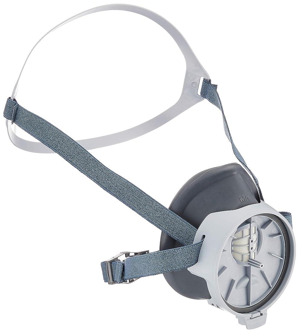 シゲマツ(重松製作所) 防毒マスク半面形面 サイズM/E GM77-ME