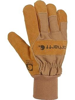 Carhartt Wb Suede Leather Waterproof Breathable Work Glove