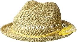 Multicolor Fedora Sun Hat