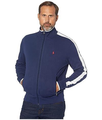 Polo Ralph Lauren Interlock Track Jacket (Navy) Men