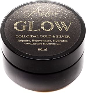 Colloidal Silver and Colloidal Gold Active Glow 80ml -