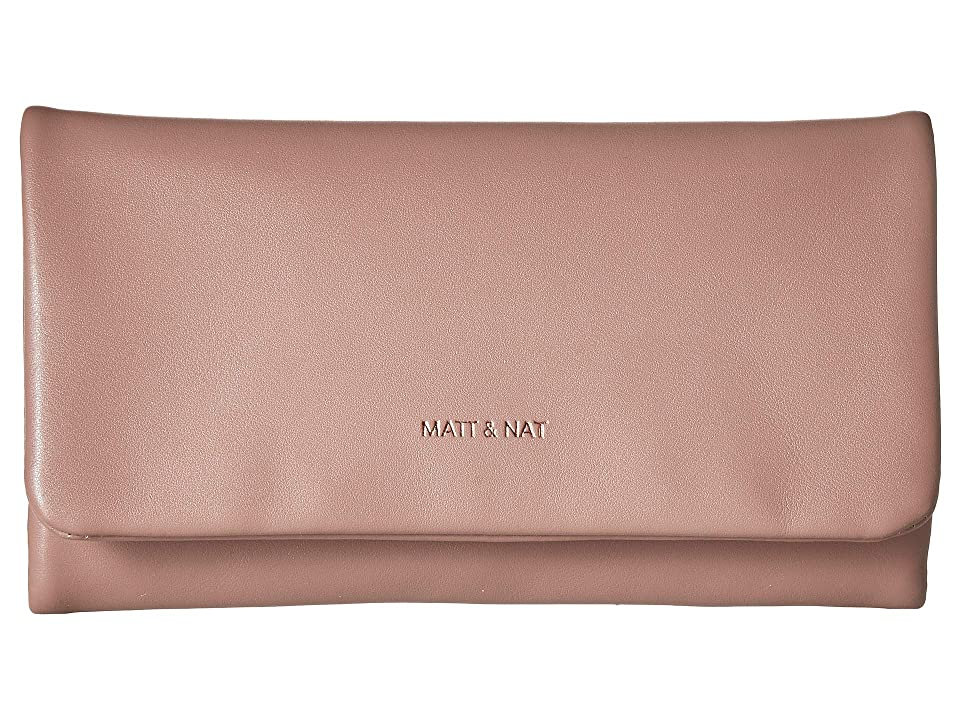 Matt & Nat Loom Verso (Mahogany) Handbags