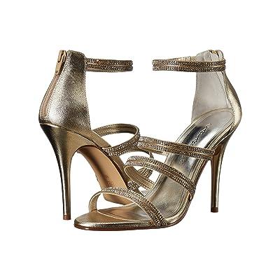 Caparros Immense (Platino Metallic) High Heels