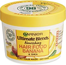 Garnier Hair Mask for Dry Hair | Banana Hair Food by Garnier