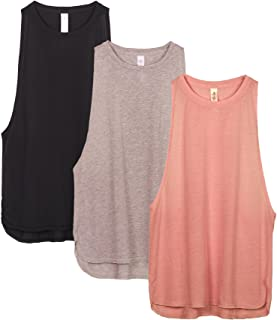 Workout Tank Tops for Women - Running Muscle Tank Sport...