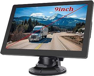 9 inch Truck GPS Navigation for Car Big Touchscreen 8GB ROM SAT NAV System Navigator for Trucks Life time Map Updates