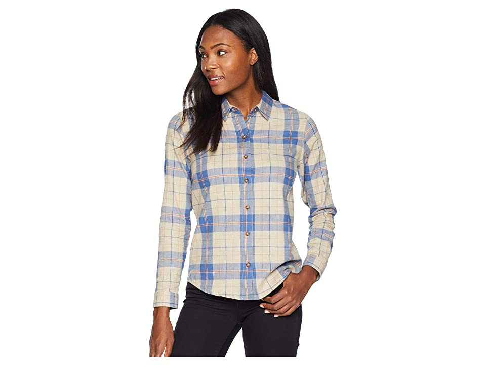 Toad&Co Lightfoot Long Sleeve Shirt (Oatmeal) Women