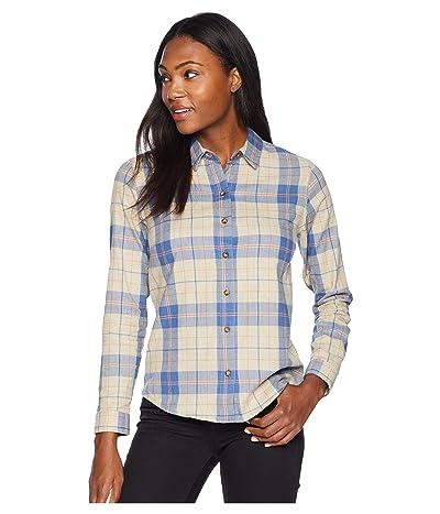 Toad&Co Lightfoot Long Sleeve Shirt (Oatmeal) Women