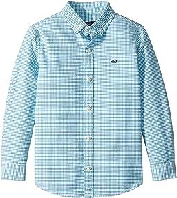 Bell Haven Plaid Oxford Shirt (Toddler/Little Kids/Big Kids)