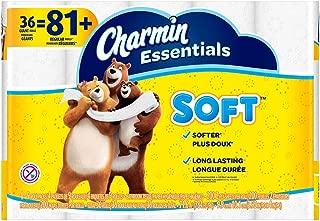 Charmin Essentials Soft Toilet Paper, Bath Tissue, Giant Roll, 36 Count