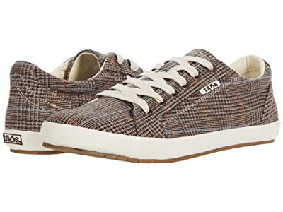 Taos Footwear Star (Brown Plaid) Women