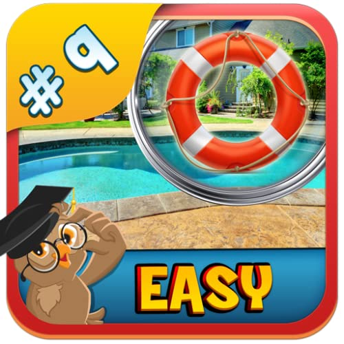 #9 - A Pool - New Free Hidden Object Games