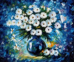 DIY 5D Diamond Painting Kits Full Drill Rhinestone Embroidery Cross Stitch Pictures Arts Craft for Home Wall Decor - Small...