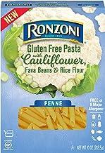 (3) 10 oz boxes RONZONI GLUTEN FREE PENNE pasta with cauliflower, fava beans & rice flour: Vegan; Kosher; 8 Allergen Free