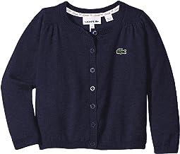 Cotton Wool Cardigan (Infant/Toddler/Little Kids/Big Kids)