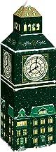 Nestlé AFTER EIGHT Adventskalender, Weihnachtskalender für Erwachsene, mit feinster Schokolade, dekoratives Big Ben Design, Menge: 1 x 185 g
