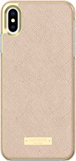 kate spade new york Rose Gold Saffiano Wrap Case for iPhone Xs Max
