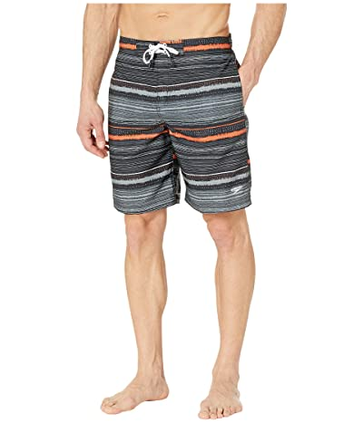 Speedo Borderline Boardshorts 20 (Black/Grey) Men