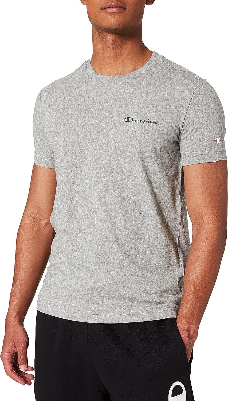 Champion Legacy Classic Small Logo Camiseta para Hombre