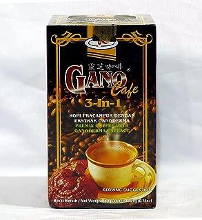Best ganoderma cafe 3 en 1 Reviews