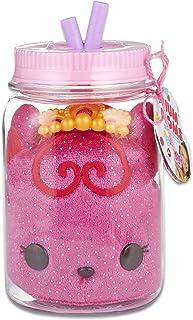 Num Noms Surprise in A Jar- Queen Razz Bear Plush