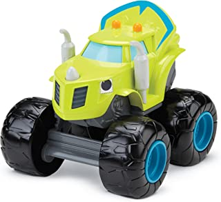 Fisher-Price CGK26 Fisher Price Blaze And The Monster Machines Talking Zeg Toy - 3 Years & Above