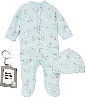 ece04f818 Amazon.com  0-3 mo. - Blanket Sleepers   Sleepwear   Robes  Clothing ...