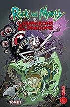 Les univers de Rick & Morty : Rick & Morty VS. Dungeons & Dragons: Rick & Morty VS. Dungeons & Dragons, T1 (French Edition)