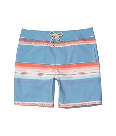 Faherty Classic 7 Boardshorts (Sunset Arrow Redux) Men