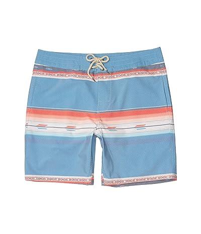 Faherty Classic 7 Boardshorts (Sunset Arrow Redux) Men