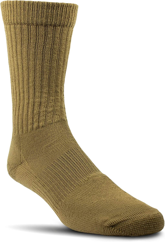Farm to Feet Coronado Lightweight Boot Merino Wool Socks