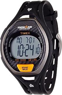 Timex 'Ironman' Quartz Resin Sport Watch, Color:White (Model: TW5M061009J)