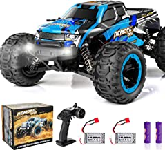 PHYWESS RC Cars Remote Control Car for Boys 2.4 GHZ High Speed Racing Car, 1:16 RC Trucks 4x4 Offroad with Headlights, Ele...