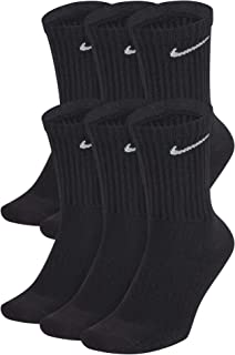 Nike Men's Everyday Cushion Crew Training Socks (6 Pair)