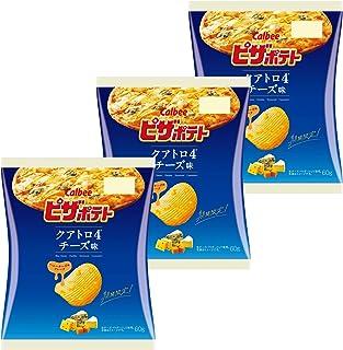 カルビー ピザポテト クアトロチーズ味 60g ×3袋