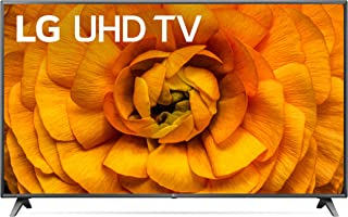 "LG 75UN8570PUC Alexa Built-In Ultra HD 85 Series 75"" 4K Smart UHD TV (2020)"
