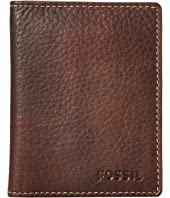 Fossil Lincoln Card Case Bifold