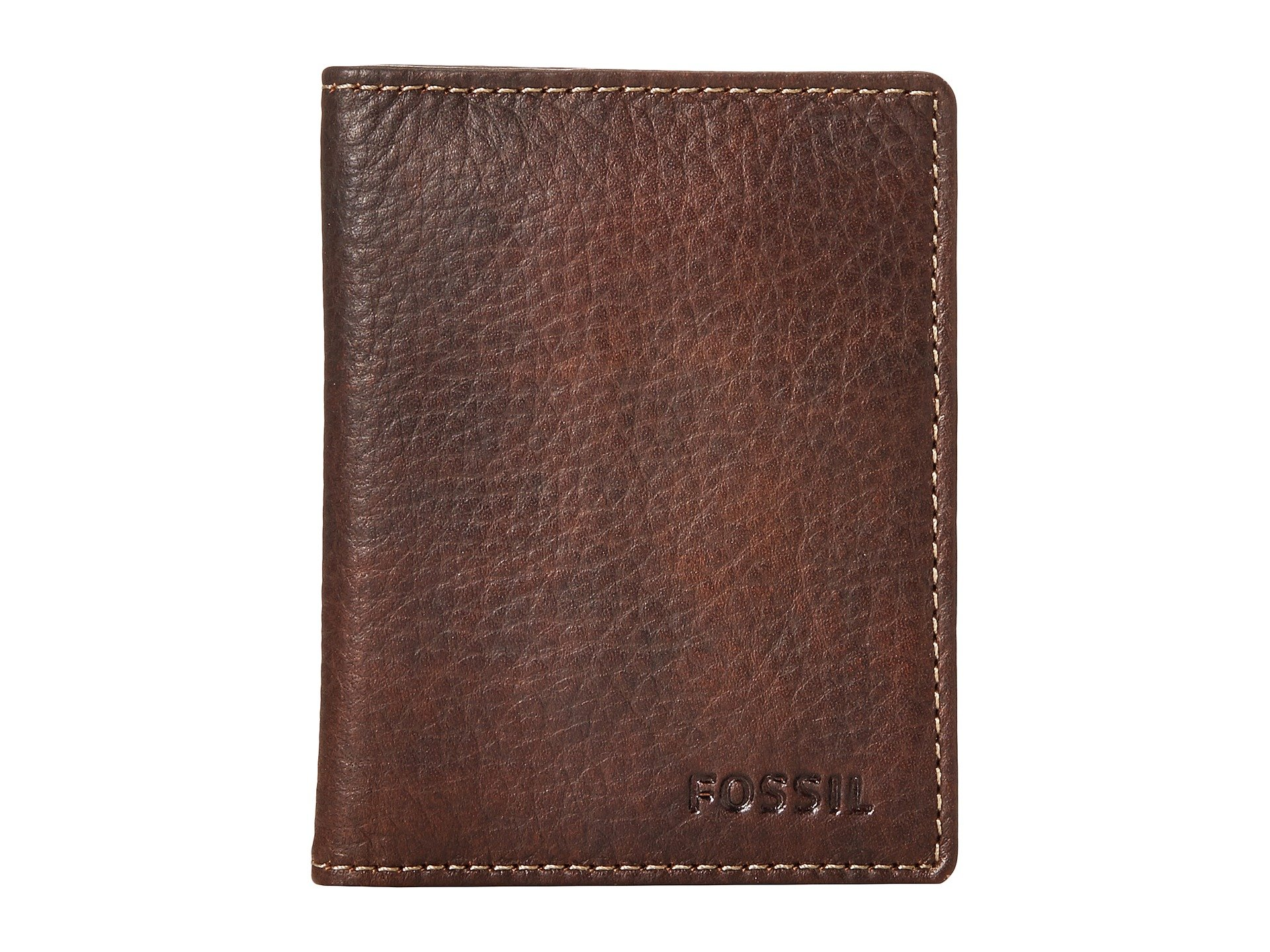 Billetera para Hombre Fossil Lincoln Card Case Bifold  + Fossil en VeoyCompro.net
