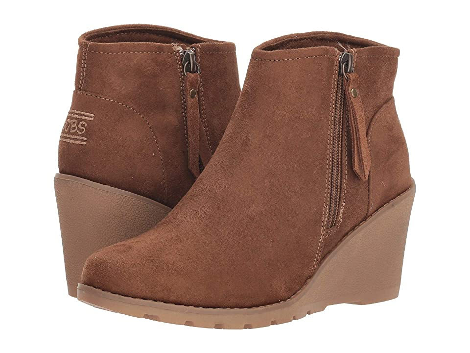 BOBS from SKECHERS Tumble Weed (Brown) Women