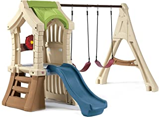 Step2 Play Up Jungle Gym and Kids Swing Set