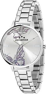 Chronostar R3753267507 Glamour Year Round Analog Quartz Silver Watch