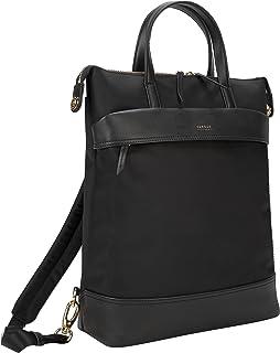Newport bolso convertible de 12 L, mochila para portátiles de hasta 15'' con compartimento específico, mochila convertible en bolso de mano – negro, TSB948GL