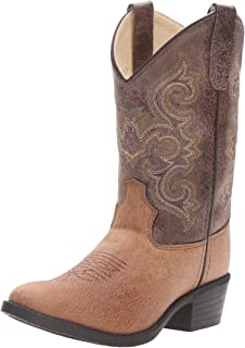 c0e22fd2d7bba Amazon.com: Western Girls' Boots