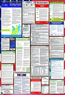 California & Federal Combination Labor Law Posters (New)