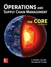 Best operations and supply chain management the core 4th edition Reviews