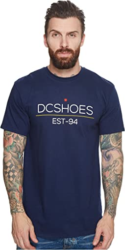 DC - Club Short Sleeve Tee