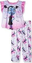 Disney Girls' Vampirina 2-Piece Pajama Set