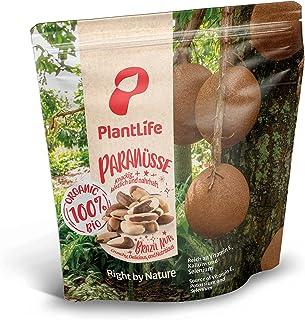 Bio paranusspitten 1 kg paranotten uit Bolivia wild verzameld, natuurlijk en onbehandeld, ruw niet geboostd, rauwkost